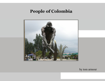 people of colombia