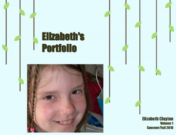 Elizabeth's Writings Vol. 1