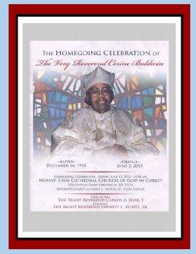 The Homegoing Celebration