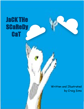 Jack the Scaredy Cat