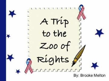 A Trip to the Zoo of Rights
