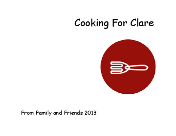 Cooking for Clare