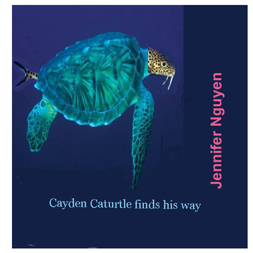 Cayden Caturtle finds his way
