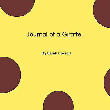 Journal of a Giraffe