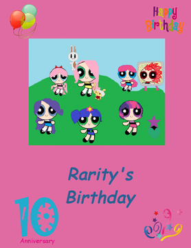 Rarity's Birthday