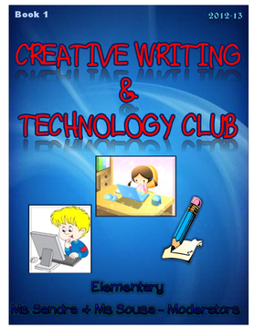 Creative Writing and Technology 2013 - Book 1