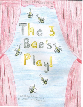 The Three Bee's Play!
