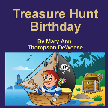 Treasure Hunt Birthday