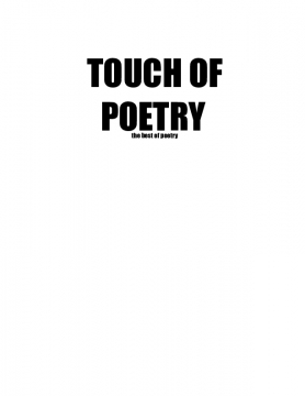 TOUCH OF POETRY