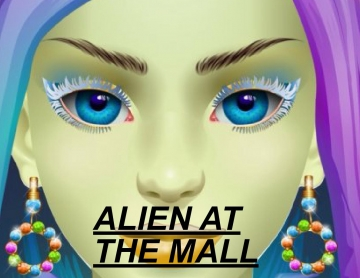 Aliens at the Mall
