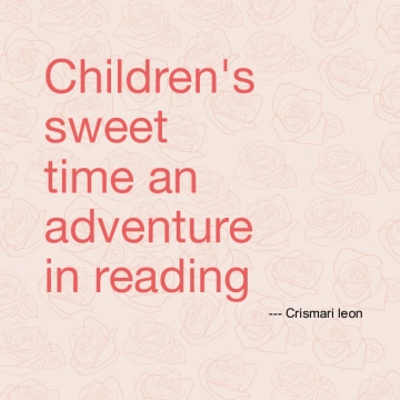 Children's sweet time