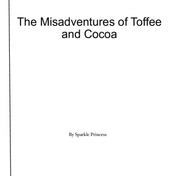 The Misadventures of Toffee and Cocoa