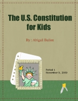 The U.S. Constitution for Kids