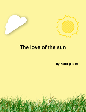 The love of the sun