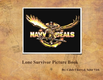Lone Survivor Picture book