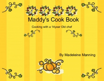 Maddy's Cook Book