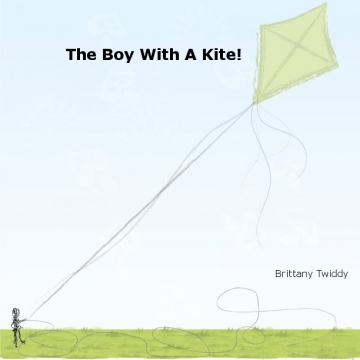 The Boy With A Kite!