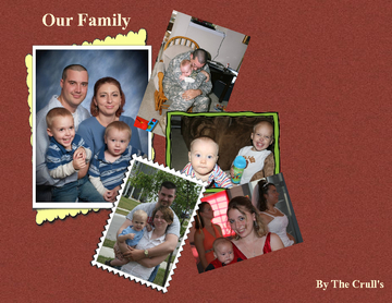 The Crull Family Photo Book