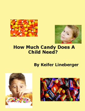 How Much Candy Does A Child Need?