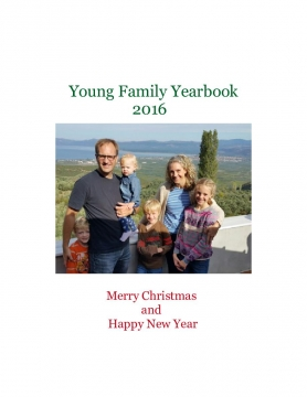 Young FamilyYearbook