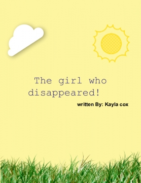 The girl who disappeared !