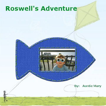 Roswell's Third Birthday Adventure