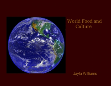 Foods of Africa and Asia