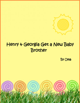 Henry & Georgia Get a New Baby Brother