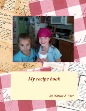 My recipe book