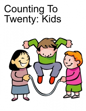 Counting to twenty: Kids