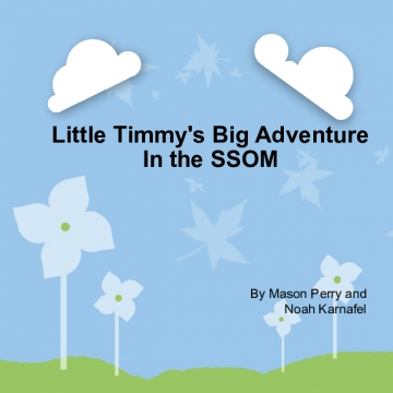 Little Timmy's Big Adventure