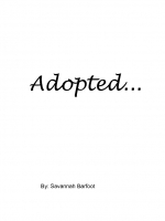 Adopted...