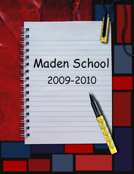 2009-2010 School Yearbook