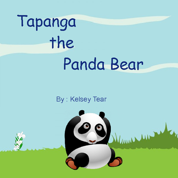 Tapanga the Panda Bear
