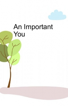An Important You