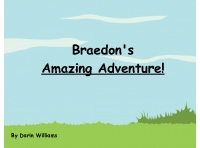 Braedon's Amazing Adventure