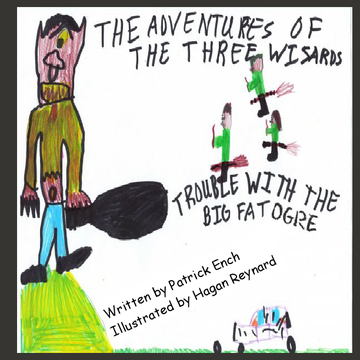The adventures of the three wizards