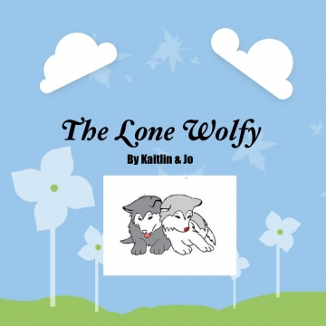 The lone Wolfy
