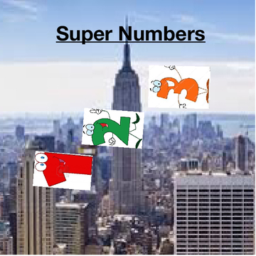 Super Numbers