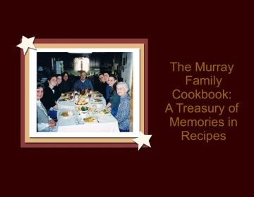 The Murray Family Cookbook