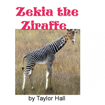 Zekia the zirrafe