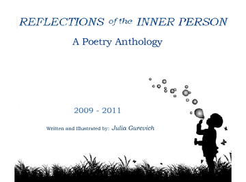 Reflections of the Inner Person: A Poetry Anthology.