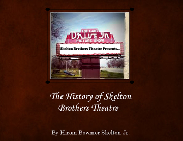 The History of Skelton Bros. Theatre