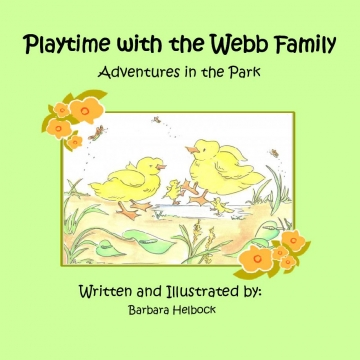 Playtime with the Webb Family