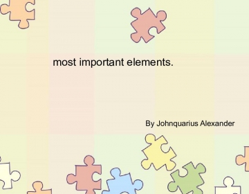 most important elements