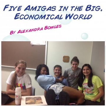 Five Amigas in the Big, Economical World