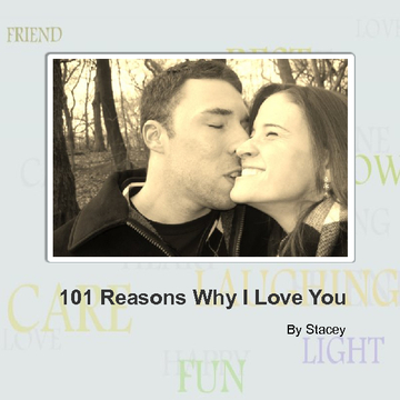 101 Reasons Why I Love You