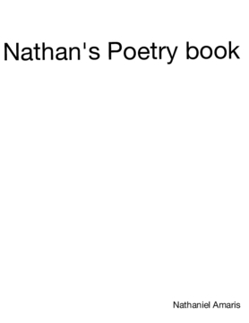 Nathan Poetry Book