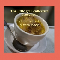 The little grill collective cook book