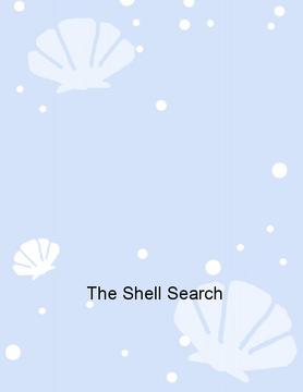 The Shell Search